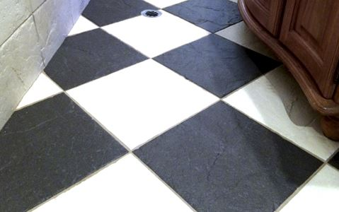 After Tile Clean